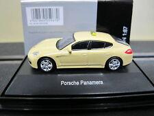 """Schuco 1:87  Porsche Panamera """" TAXI """"  Art. 25967"""