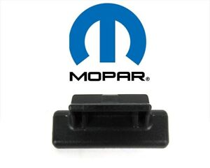 Dodge Ram 1500 2500 3500 4500 5500 Rear Slider Window keeper latch NEW OEM MOPAR