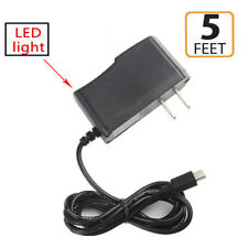 AC/DC Wall Charger Power Adapter Cord for Amazon Kindle Fire B0085ZFHNW Tablet