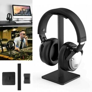 Aluminum Alloy Headset Holder Hanger Rack Headphone Desktop Table Stand Bracket