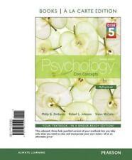 Psychology: Core Concepts with DSM5 Updates, Books a la Carte edition (7th Editi