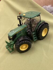 Britains Farm John Deere 6210r Tractor Tomy 1/32 Vintage Model