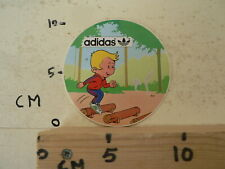 STICKER,DECAL ADIDAS TRIM SCHOENEN F.K. BOOMSTAMMEN