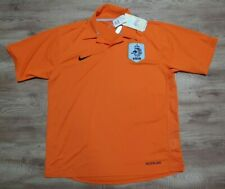 Netherlands Holland Soccer Jersey Football Shirt 100% Original 2006 World Cup XL