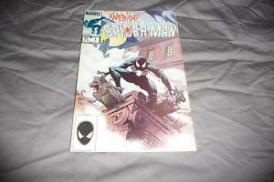 WEB OF SPIDERMAN #1 VF/NM Marvel Comics