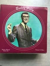 Buddy Holly-Portrait In Music Picture LP
