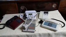 LOTTO DI CINQUE TELEFONI VINTAGE SIP FATME TELECOM