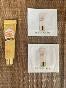 Estée Lauder The Illuminator And Touch In SOL Honey Glow Base Primers Samples