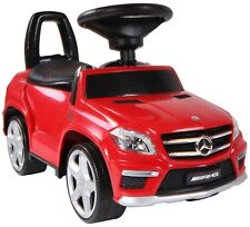 Ride On Toys Push Car Foot on Floor Mercedes Benz Licensed Lights Music