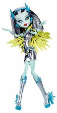MONSTER High Frankie Stein as voltageous BAMBOLA DA COLLEZIONE RARO bbr88