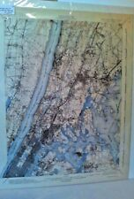 USGS 15' Topographic Map Harlem NY and NJ - Feb. 1900 edition