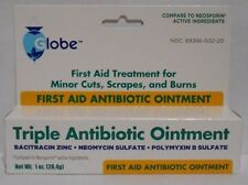 First Aid Triple Antibiotic Ointment 1oz Tube