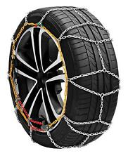 1 Pair Set of 2 Units, LAMPA R-9 16062 Snow Chains Quick & Easy fitting 9 mm TUV