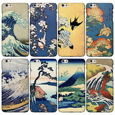 Hokusai Art Collection Cases for iPhone Models. Classic Artwork Covers