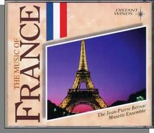 The Music of France (1995) -- by Jean Pierre Bernac! New 18 Song CD! DW-8901