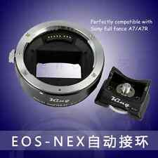 EOS/EF-NEX Auto Focus Electronic Adapter for Canon EF EFS lens to Sony NEX E