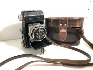 Kodak Retina I Type 119 with Xenar 5cm f/3.5 Lens and Field Case Working