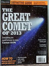 Discover Magazine The Great Comet of 2013 Viewing Guide w. Maps Photos Charts