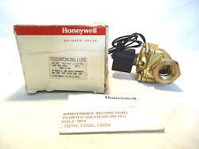 """NEW IN BOX HONEYWELL/SKINNER 7322GBN53NC0N0L111P3 SOLENOID VALVE 3/4"""" 110/120V"""