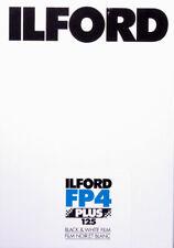 PLAN-FILM 5x7 NOIR & BLANC - ILFORD FP4+ 5x7 125 ISO - 25 PLAN-FILM