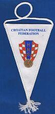 HNS, CROATIAN FOOTBALL FEDERATION - Hrvatski nogometni savez, rarre flag !