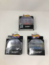 1998 Hot Wheels Collectibles Lot 1967 Corvette StingRay 70 Plymouth 57 Oldsmobil