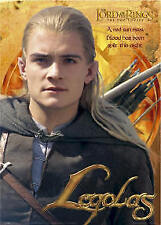 LORD OF THE RINGS MOVIE POSTER ~ TWO TOWERS LEGOLAS RED SUN 25x36 Orlando Bloom