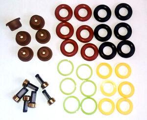 Dichtsatz Reparaturset für Bosch Einspritzdüsen EV1 - 36 Teile