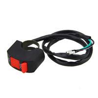 Universel Interrupteur Contacteur Commutateur Feux DC12V Pour Moto Quad VTT