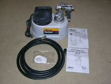 Wagner 2000 FineCoat HVLP Turbine Low Overspray Finishing System, Paint Sprayer.
