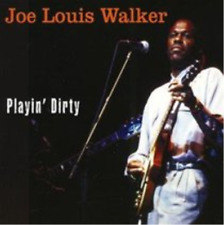 Joe Lewis Walker-Playin' Dirty  (US IMPORT)  CD NEW