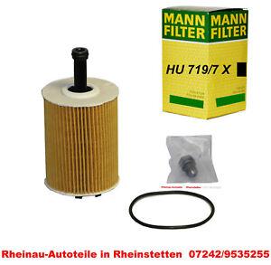 ORIGINAL MANN Ölfilter+Ölablaßschraube  AUDI,FORD, SEAT, SKODA, VW