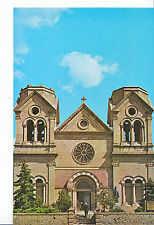 Central America Postcard - Saint Francis Cathedral - Santa Fe New Mexico   XX297