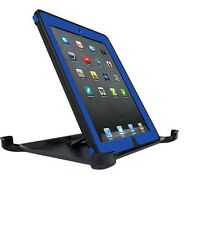 Otter New Box Defender Case w/Stand For iPad 2 iPad 3 iPad 4 Black/Blue Deep Sea