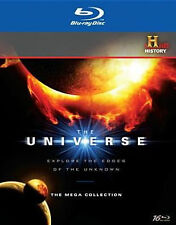 UNIVERSE: COMPLETE SERIES (16PC) - BLU RAY - Region A - Sealed