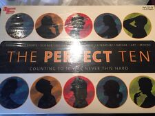 The Perfect Ten 10 Board Game Family Game Night
