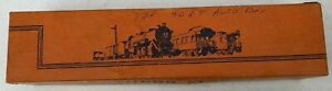 Vintage Walthers Models Train Box - Box Only - Milwaukee - Framed Auto #3875
