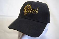 OPETH EMBROIDERED LOGO EVOLUTION XX BASEBALL CAP NEW OFFICIAL BLACKWATER PARK