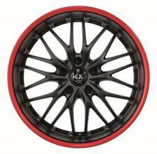 BARRACUDA VOLTEC T6 SUV PureSports / Color Trim rot Felge 9x20 - 20 Zoll 5x120 L