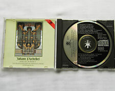 Peter REICHERT / PACHELBEL Organ works GERMANY CD MOTETTE 11931 (1993) M/NM