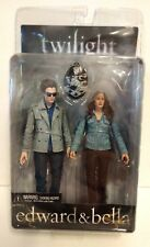 "NECA Twilight Edward & Bella Action Figure 2-Pack 6"" - 7"" Doll Saga Poseable"