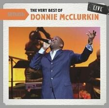 Setlist The Very Best of Donnie McClurkin Live CD 886919077926