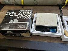 Regency Polaris Mt 7000 Vhf Marine Boat Radio Transceiver Scanning Receiver