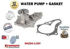 FOR MAZDA 2.2DT 2008-->NEW COOLING WATER PUMP + GASKET KIT N3H1-15-100B  -100A