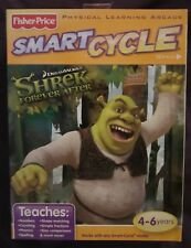 15.Brand NEW Factory Sealed Shrek Forever After Smart Cycle Game Cartridge