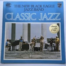 NEW BLACK EAGLE JAZZ BAND Classic Jazz RARE NM- LP Dutch Import 70s Dixieland