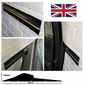 Garage Car Door Protector HEAVY DUTY RUBBER Wall Bumper Guard Safety Strip
