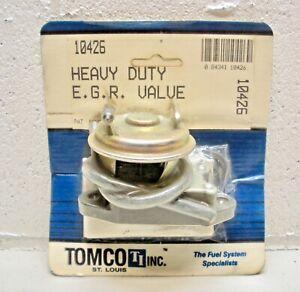 10426 Tomco Heavy Duty EGR Valve fits 1977-1985 FORD Bronco Econoline F150 ...