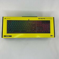 UPC 840006629276 product image for CORSAIR K60 RGB PRO Low Profile Wired Gaming Keyboard - Cherry MX! NEW!  | upcitemdb.com