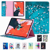 "For ALL New Apple iPad Pro 12.9"" 11"" 2018 Leather Folio Stand Card Wallet Case"